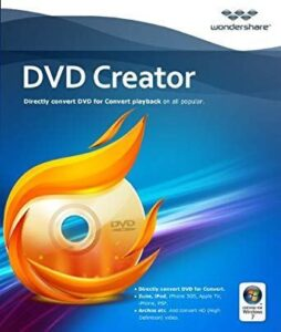 DVD Creator 6.5.4.192 Crack